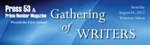 Gathering of Writers Banner