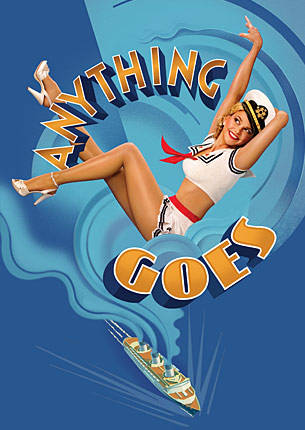 "Theater: ""Anything Goes"" – CLIFFORD GARSTANG"