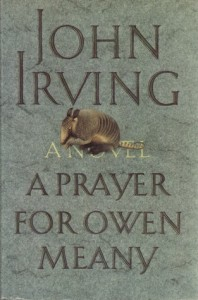 a prayer for owen meany literary Hi there, i am writing an essay for a grade 12 university level english class based  on the novel a prayer for owen meany by john irving.