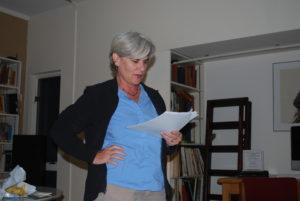 VCCA: Rebekah Remington reads poems