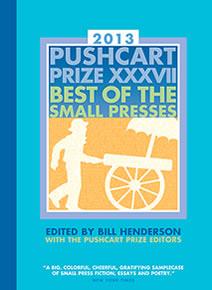 Pushcart 2013