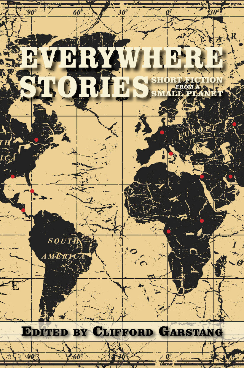 Everywhere Stories cover