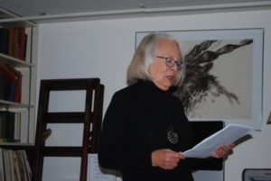 Susan Bailey reads from her memoir
